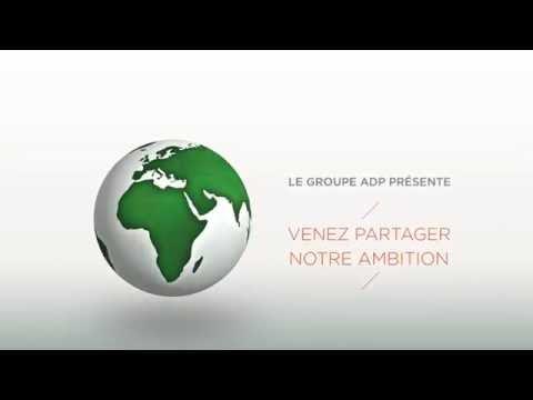 Video Groupe ADP : venez partager notre ambition