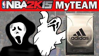 NBA 2K15 MyTeam Pack Opening - HAUNTED PACKS! - NBA 2K15 MyTeam Packs