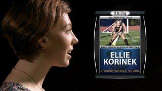Ellie Korinek - All-Area Field Hockey Player of the Year