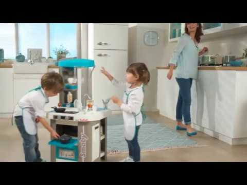 Laste köök helide ja tarvikutega Smoby miniTefal Studio Bubble, 311043