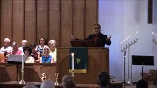 """When Faithfulness Fails!""; Scripture Reading: Mark 2:18-22; Rev. Dr. Craig Wright, Sunday"