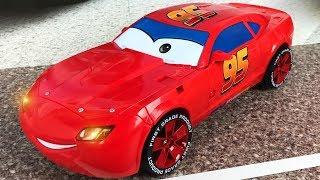 Cars Lightning mcqueen Transformers   Тачки Трансформеры Молния Маквин