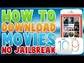 Movie Downloader For iPhone, Watch Movies on iPad, Download Movies On iPhone, iPad downloads,