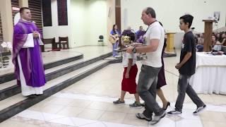 Canto de Ofertório - Missa de Quarta-feira de Cinzas (06.03.2019)