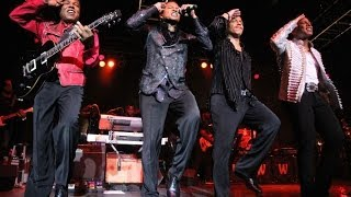 The Jacksons' Unity Tour Live at the Apollo Theater