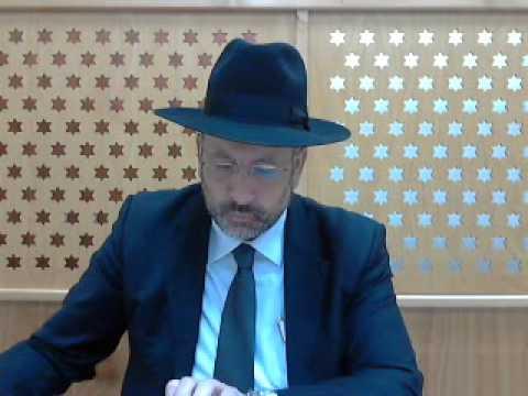 Roch Hachana Ben Ich 'Hai