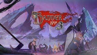 The Banner Saga 3 с Майкером 1 часть