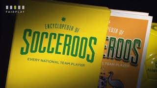 What you can expect from the Encyclopedia of Socceroos
