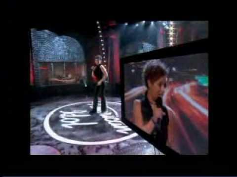 Jennifer Fuentes on American Idol Extra