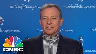 Disney CEO Bob Iger: We Love The Brands We're Buying From Fox | CNBC