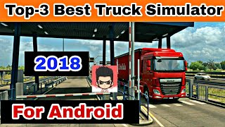 american truck simulator for android mobile - मुफ्त