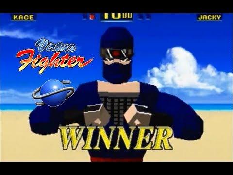 virtua fighter saturn vs 32x