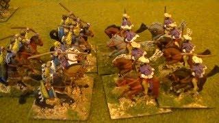 Miniature Reenactments: Alexander the Great, Part 3 - The Battle of Gaugamela