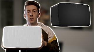 Sonos Five Test mit all seinen Funktionen | Sound, WiFi Benutzung und Zubehör