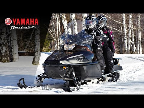 2020 Yamaha VK Professional II in Trego, Wisconsin - Video 1