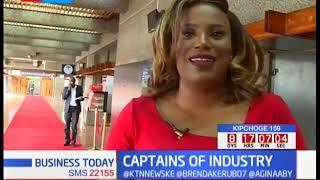 """I did not get ahead because l am President Uhuru Kenyatta's niece,"" Nana Gecaga"