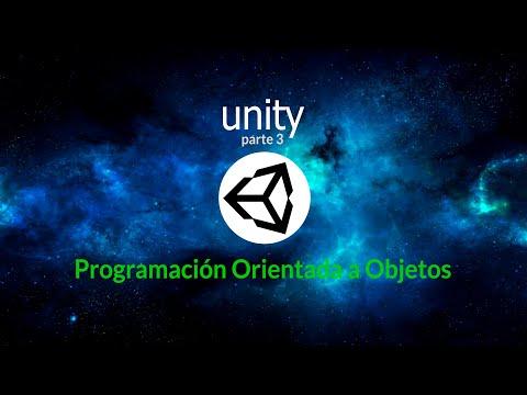 Introducción a Unity. Parte 3. POO y C#