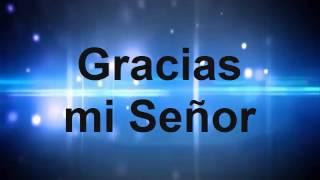 Gracias - new wine (letra)