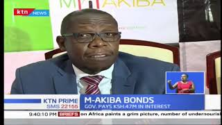 National treasury to raise Kshs. 3.65 billion through mobile traded bond M akiba