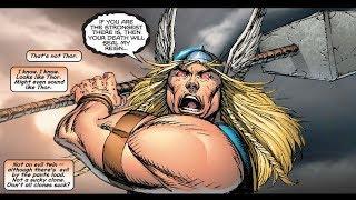 Thor (Onslaught) vs Hulk - Heroes Reborn