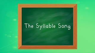 Learn Syllables Syllable Song For Kids Clap Stomp And Chomp Jack Hartmann