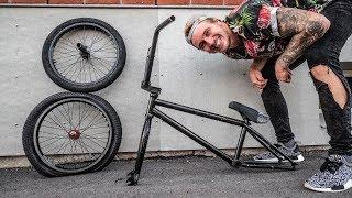 BUILDING A NEW BMX BIKE AGAIN!