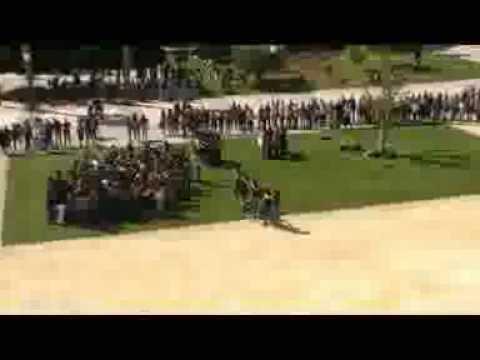 Flashmob DPE Universidad de Alicante