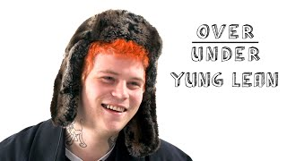 Yung Lean Rates IKEA, Skinny Dipping, and Elon Musk | Over/Under