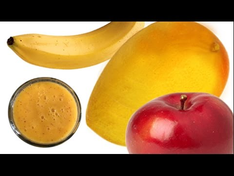 Easy Steps To 3-Fruit Smoothie