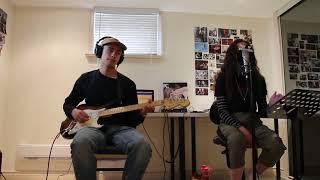PINK + WHITE - FRANK OCEAN (GUITAR COVER) W/ RACHEL BOBBITT