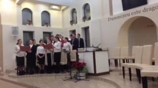 Stau si privesc/христианская песня на молдавском