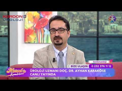 Ayhan Karaköse - Prostat Olan Biri Çocuk Sahibi Olabilir Mi ? - Nurselin Konukları Star TV