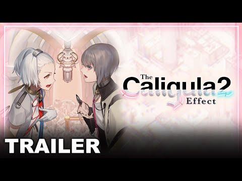 Gameplay Trailer (Nintendo Switch, PS4) de The Caligula Effect 2