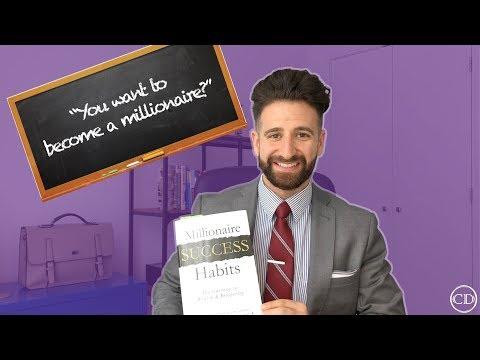 Millionaire Success Habits by Dean Graziosi - Book Review | Christopher Dedeyan