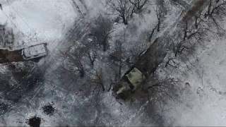 Работа 54 бригады ВСУ