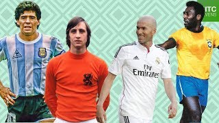 The 100 Greatest Footballers of All Time
