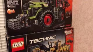 Купил LEGO Volvo