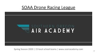 Caleb LaPlante - Drone Racing and STEM Applications