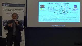 The Energy Blockchain A Festive Technology Tour