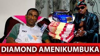 DIAMOND AMKABIDHI PESA MZEE ABDULL / UG0MVI PEMBENI KWANZA