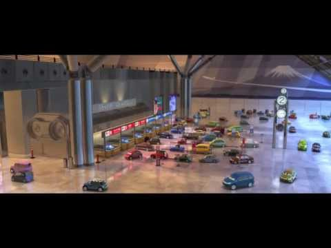 Cars 2 Blu-Ray - Official® Trailer [HD]