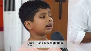 Jaagthe raho Tum Jaagthe raho---Cover by Jesurun - YouTube