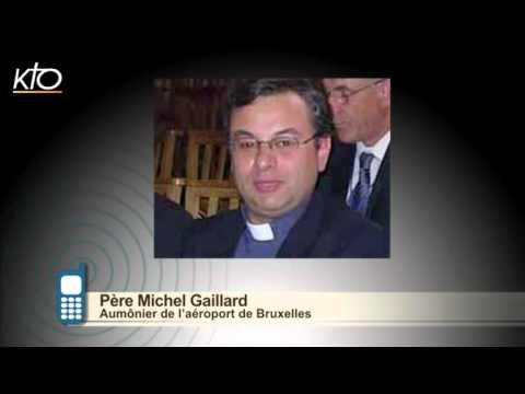 #PrayForBrussels : Père Michel Gaillard