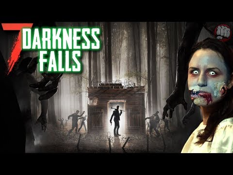 Day One | Darkness Falls MOD | 7 Days To Die | Alpha 17 EP1