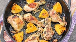 Mojo Chicken Recipe   Episode 1365