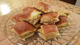 White Castle Cheeseburgers (Copycat recipe the RIGHT way)