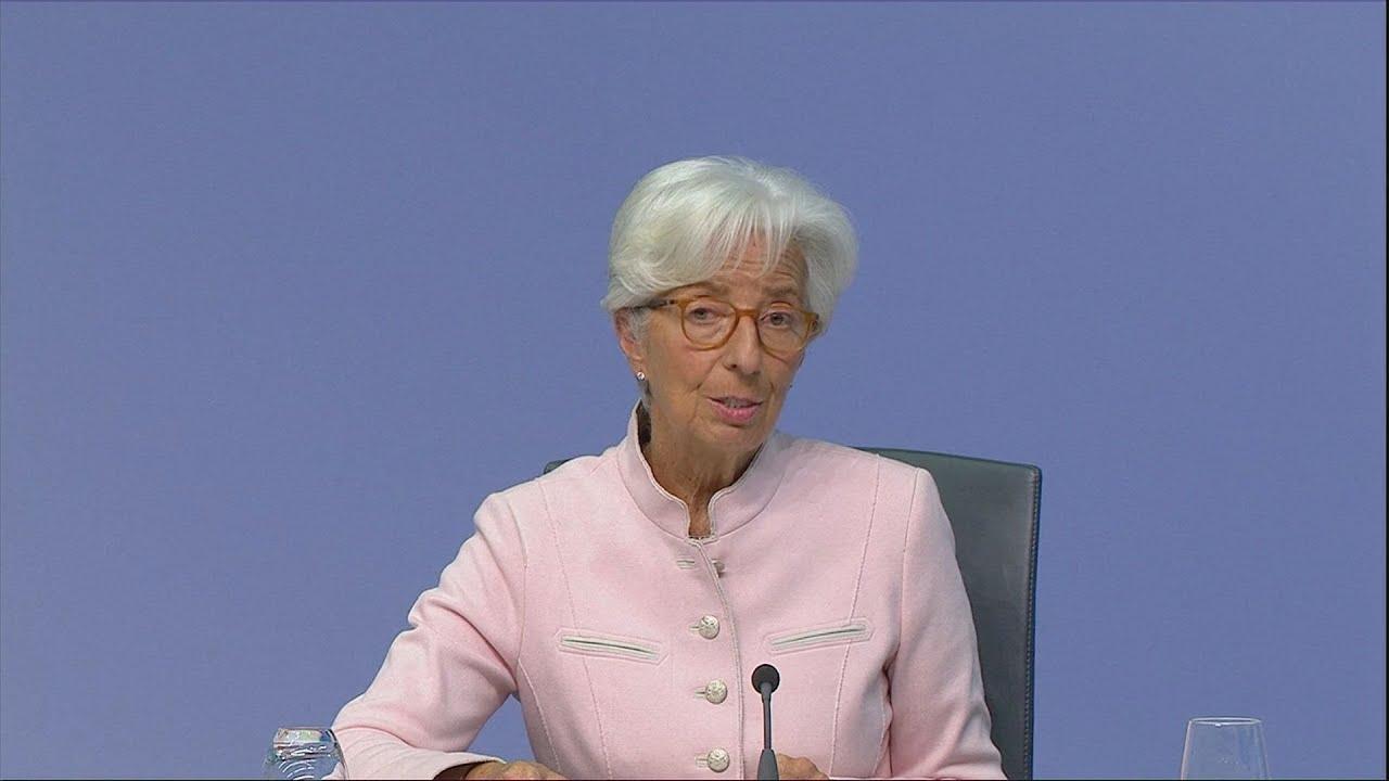 Απόσπασμα Συνέντευξης Τύπου Κριστίν Λαγκάρντ μετά τη συνεδρίαση του Διοικητικού Συμβουλίου της ΕΚΤ