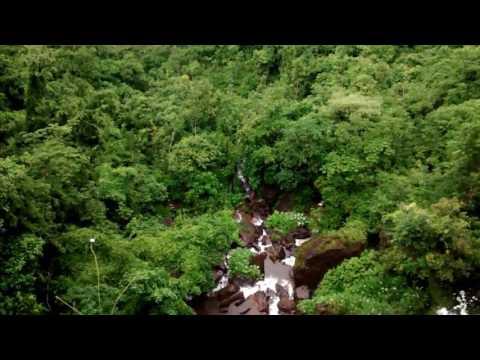 Cabeceira Cachoeira Salto do Itambé em Aloândia GO - Paisagem de Deus 🙌