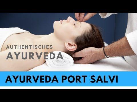 Erleben Sie authentische Ayurveda Kuren im Hotel Port Salvi!