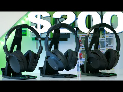 External Review Video vlQQWstbSQA for Sennheiser HD 450BT Over-Ear Wireless Headphones w/ Active Noise Cancellation